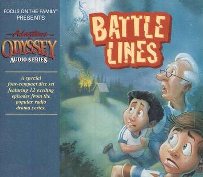 Adventures in Odyssey® 495: The Unraveling   [Download] -
