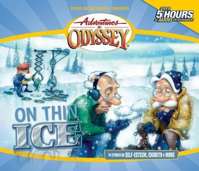 Adventures in Odyssey® 099: The Barclay Family Ski Vacation  [Download] -