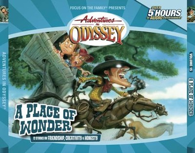 Adventures in Odyssey® 207: The Case of the Candid Camera  [Download] -