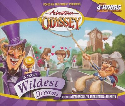 Adventures in Odyssey® 447: Potlucks & Poetry   [Download] -