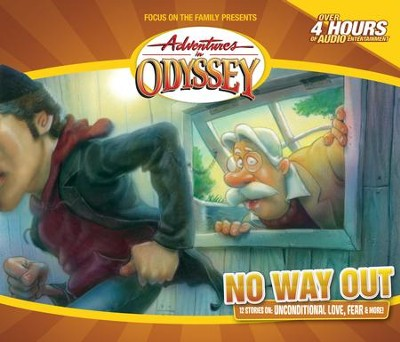 Adventures in Odyssey® 540: The Girl in the Sink   [Download] -