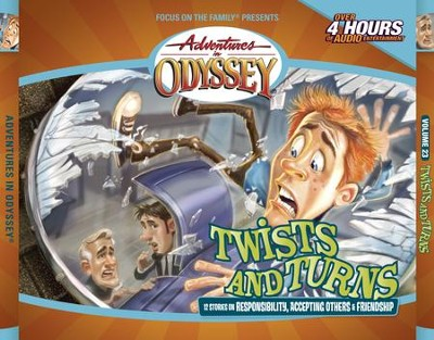Adventures in Odyssey® 298: I Want My B-TV!   [Download] -