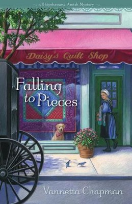 Falling to Pieces: A Quilt Shop Murder Audiobook  [Download] -     By: Vannetta Chapman