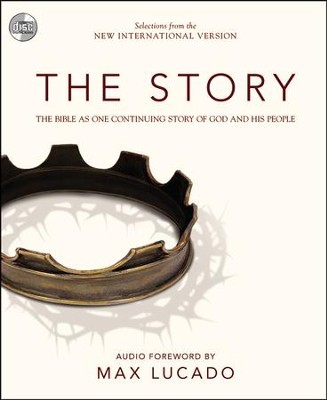 The Story, NIV: The Bible as One Continuing Story of God and His People - Special edition Audiobook  [Download] -     By: Zondervan