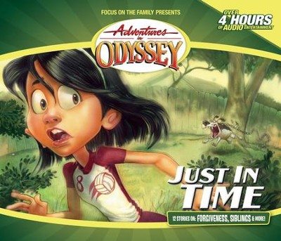 Adventures in Odyssey Passages™ Series 647: Darien's Rise, Part 2 of 9  [Download] -     By: Adventures in Odyssey