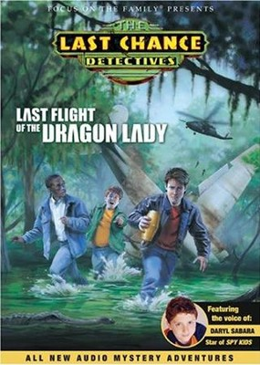 LCD03: Audio Case 3: Last Flight of the Dragon Lady  [Download] -