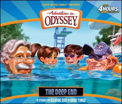 Adventures in Odyssey® 704: The Labyrinth, Part 2 of 3  [Download] -     By: Adventures in Odyssey