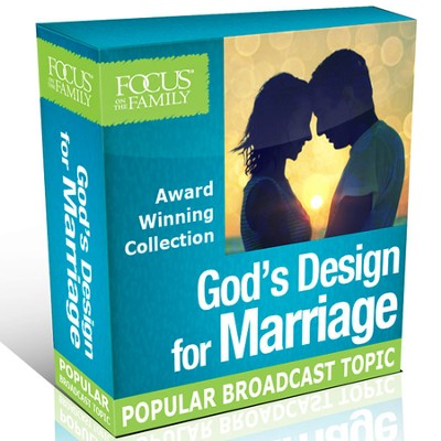 God's Design for Marriage Collection   [Download] -