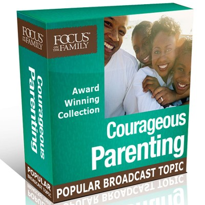 Courageous Parenting Collection  [Download] -