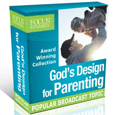 God's Design for Parenting Collection  [Download] -