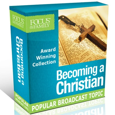 Becoming a Christian Collection  [Download] -