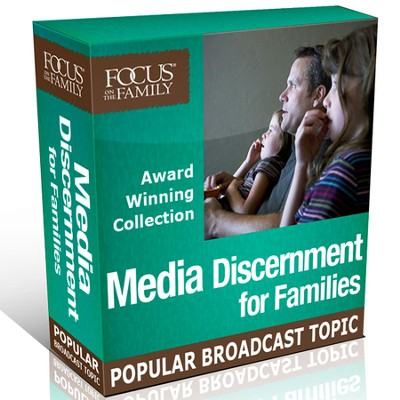Media Discernment for Families Collection  [Download] -