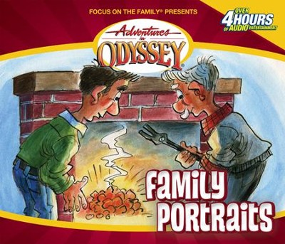 Family Portraits  [Download] -     By: Adventures in Odyssey