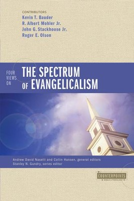 Four Views on the Spectrum of Evangelicalism Audiobook  [Download] -     Narrated By: Tom Parks     By: Andrew David Naselli, Collin Hansen