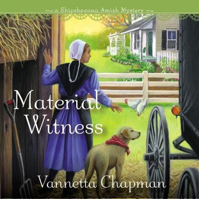 Material Witness Audiobook  [Download] -     By: Vannetta Chapman