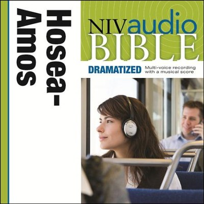 NIV Audio Bible, Dramatized: Hosea, Joel, and Amos - Special edition Audiobook  [Download] -     By: Zondervan
