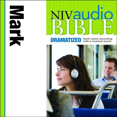 NIV Audio Bible, Dramatized: Mark - Special edition Audiobook  [Download] -     By: Zondervan