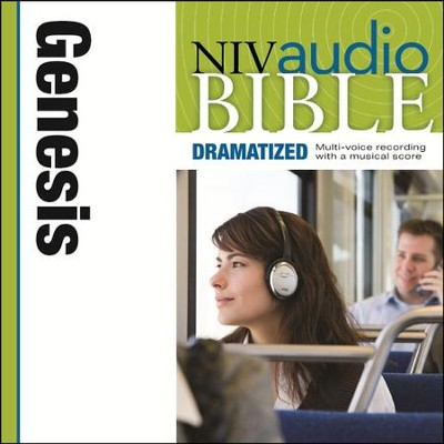 NIV Audio Bible, Dramatized: Genesis - Special edition Audiobook  [Download] -     By: Zondervan