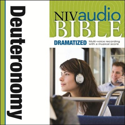NIV Audio Bible, Dramatized: Deuteronomy - Special edition Audiobook  [Download] -     By: Zondervan