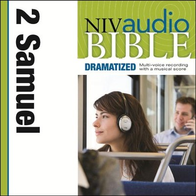 NIV Audio Bible, Dramatized: 2 Samuel - Special edition Audiobook  [Download] -     By: Zondervan