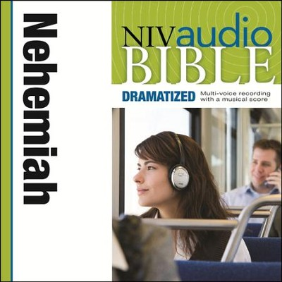 NIV Audio Bible, Dramatized: Nehemiah - Special edition Audiobook  [Download] -     By: Zondervan