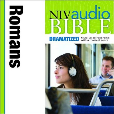 NIV Audio Bible, Dramatized: Romans - Special edition Audiobook  [Download] -     By: Zondervan