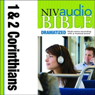 NIV Audio Bible, Dramatized: 1 and 2 Corinthians - Special edition Audiobook  [Download] -     By: Zondervan