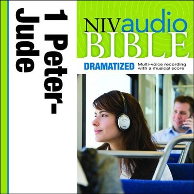 NIV Audio Bible, Dramatized: 1 and 2 Peter, 1, 2 and 3 John, and Jude - Special edition Audiobook  [Download] -     By: Zondervan