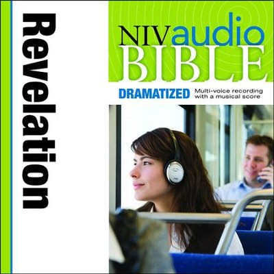 NIV Audio Bible, Dramatized: Revelation - Special edition Audiobook  [Download] -     By: Zondervan