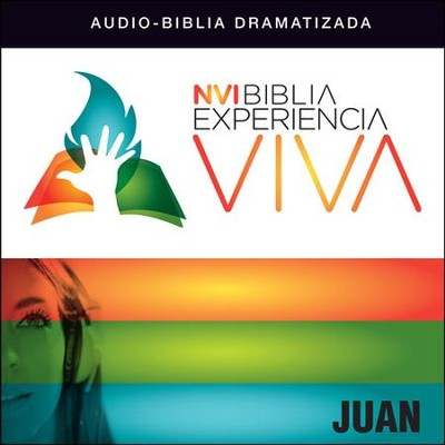 NVI Experiencia Viva: Juan Audiobook  [Download] -     By: Zondervan