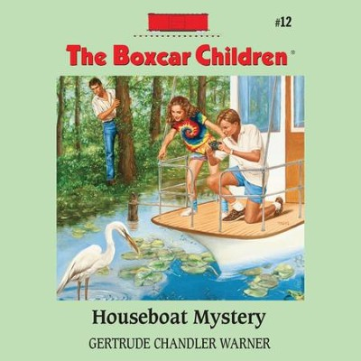 Houseboat Mystery - Unabridged Audiobook  [Download] -     Narrated By: Tim Gregory     By: Gertrude Chandler Warner