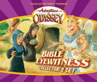 Adventures in Odyssey® 541: Bernard & Saul   [Download] -     By: Adventures in Odyssey