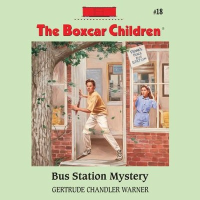 Bus Station Mystery - Unabridged Audiobook  [Download] -     Narrated By: Tim Gregory     By: Gertrude Chandler Warner