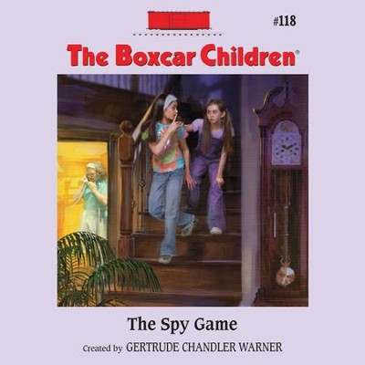 The Spy Game - Unabridged Audiobook  [Download] -     Narrated By: Aimee Lilly     By: Gertrude Chandler Warner