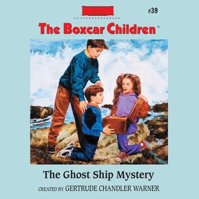 The Ghost Ship Mystery - Unabridged Audiobook  [Download] -     Narrated By: Aimee Lilly     By: Gertrude Chandler Warner