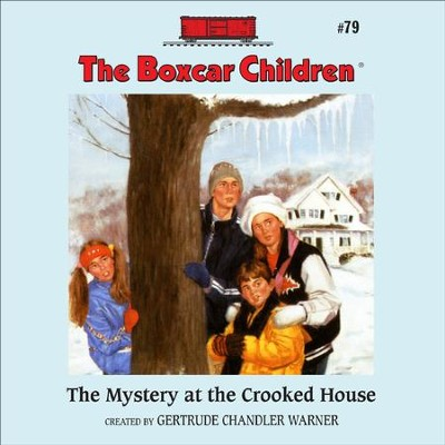 The Mystery at the Crooked House - Unabridged Audiobook  [Download] -     Narrated By: Aimee Lilly     By: Gertrude Chandler Warner