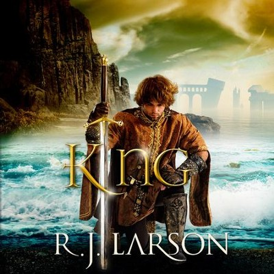 King - Unabridged Audiobook  [Download] -     Narrated By: Brooke Sanford Heldman     By: R.J. Larson