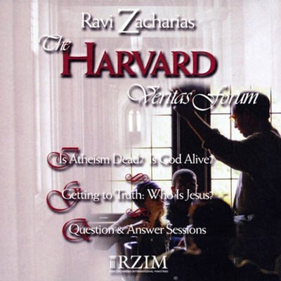 The Harvard Veritas Forum  [Download] -     By: Ravi Zacharias