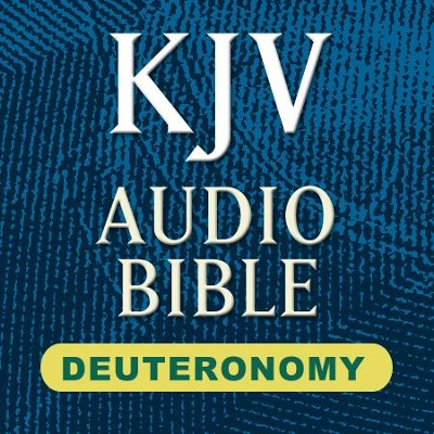 Hendrickson KJV Audio Bible: Deuteronomy (Voice Only)  [Download] -     Narrated By: Stephen Johnston     By: Stephen Johnston