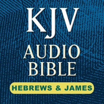 KJV Audio Bible: Hebrews and James (Voice Only)   [Download] -     Narrated By: Stephen Johnston     By: Stephen Johnston
