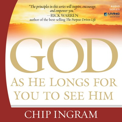 The Goodness of God  [Download] -     By: Chip Ingram