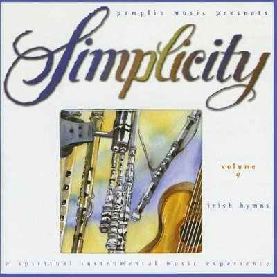 Volume 9 - Irish Hymns  [Music Download] -     By: Simplicity