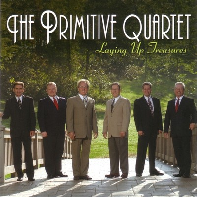 They Shall Walk With Me In White  [Music Download] -     By: The Primitive Quartet