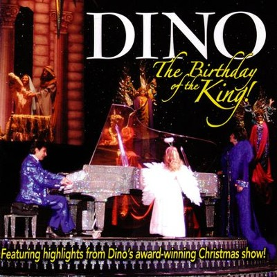The Birthday of the King  [Music Download] -     By: Dino