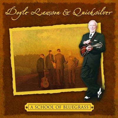 Little Black Moustache  [Music Download] -     By: Doyle Lawson & Quicksilver