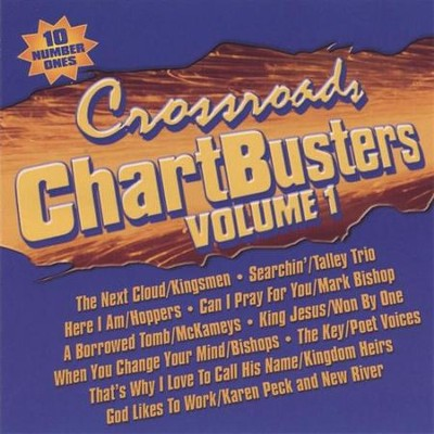 Crossroads Chart Busters Vol.1  [Music Download] -     By: Various Artists