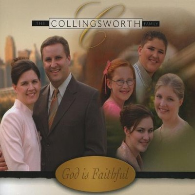 The Healer is Here  [Music Download] -     By: The Collingsworth Family