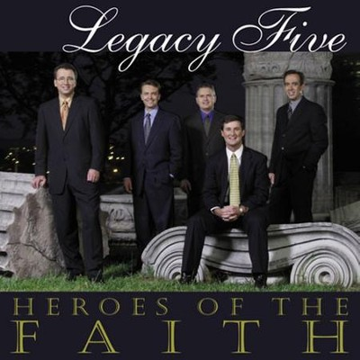 Carved In Stone  [Music Download] -     By: Legacy Five