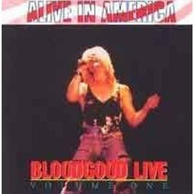 Alive in America/Live Vol. 1  [Music Download] -     By: Bloodgood