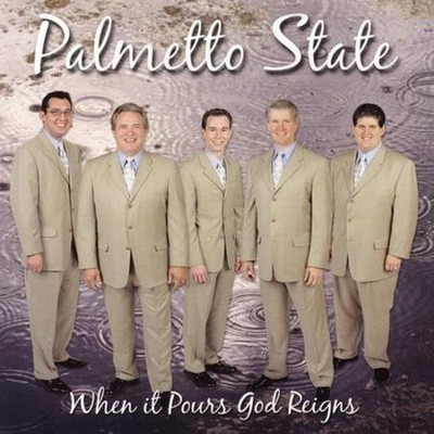 Mercy Met Grace  [Music Download] -     By: Palmetto State